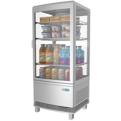 Koolmore 16 In W 3 Cu Ft Countertop Commercial Refrigerator