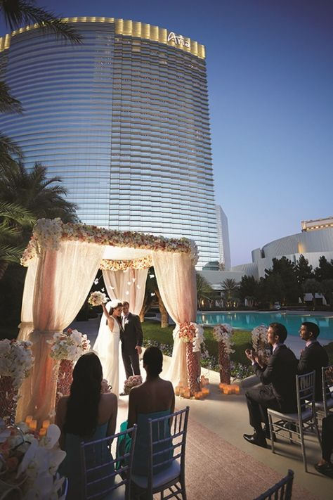 Plan a Las Vegas Wedding - Ceremony