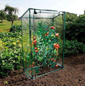 Serre A Tomates H 150 X 100cm X 50cm Greenhouse Mini Greenhouse Small Greenhouse