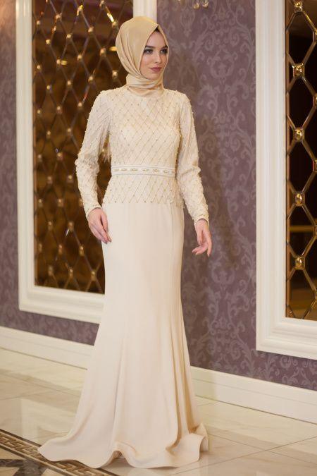 Tesettur Balik Abiye Elbise Modelleri Moda Tesettur Giyim Elbise Modelleri Elbise The Dress