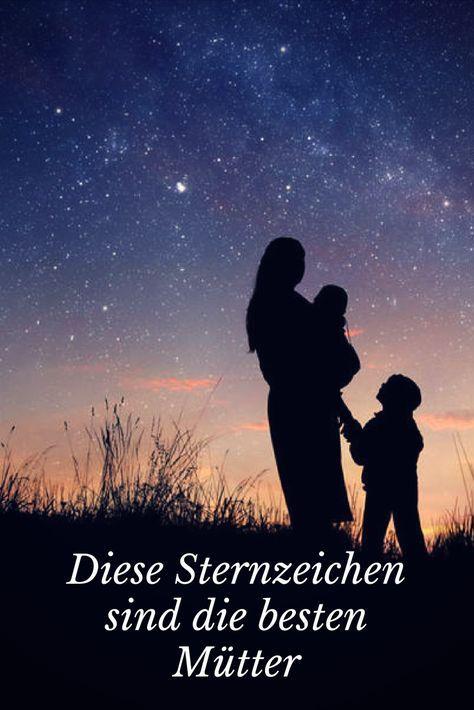 Mutter Kind Beziehung: Dein Sternzeichen verrät, was für