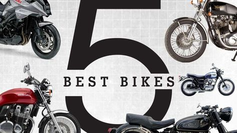 5 Best Bikes To Ride To The Quail Motorcycle Gathering Cool