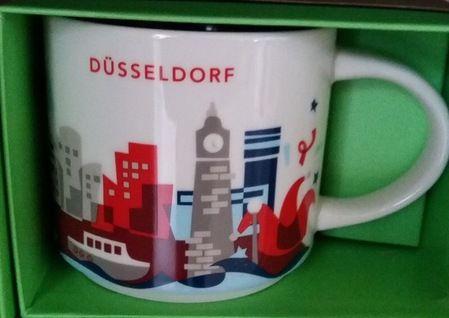 SKU NEU YOU ARE HERE YAH Tasse France + STARBUCKS City Mug BORDEAUX