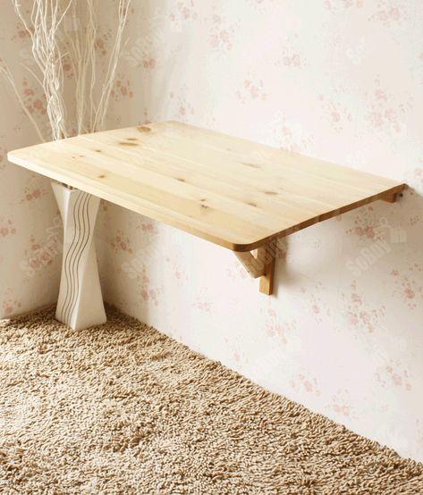 Wandtisch Holztisch Wandklapptisch Tisch Fwt02 N In 2020