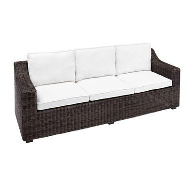 Nice White Wicker Couch Lovely White Wicker Couch 45 For Your Sofa Design Ideas With White W White Wicker Furniture Sunroom Furniture Indoor Wicker Furniture
