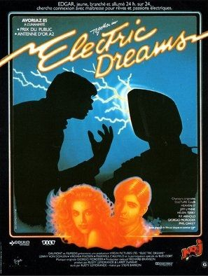 Electric Dreams Poster 1984 Movie Movies Online Movie Posters