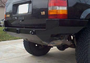 93 98 Jeep Grand Cherokee Rear Bumper In 2020 Jeep Zj Jeep Grand Cherokee Zj Jeep Grand