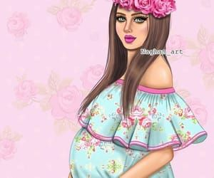 110 Images About Girls On We Heart It See More About Art Girly And Drawing Girly M Mother Art Mom Art