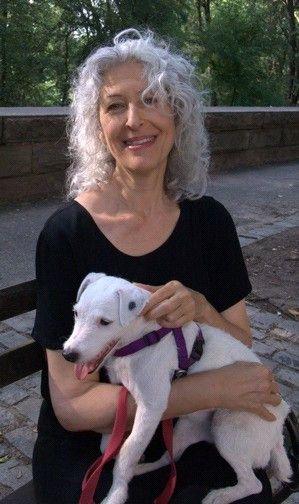 Irene Zola, blogger of the Morningside Village Blog