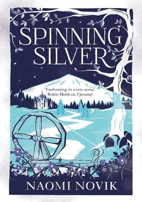 Image result for spinning silver naomi novik