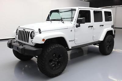 Ebay 2015 Jeep Wrangler X Edition Sport Utility 4 Door 2015 Jeep Wrangler Altitude Hard Top 4x4 Lifted N Jeep Wrangler X 2012 Jeep Wrangler 2014 Jeep Wrangler