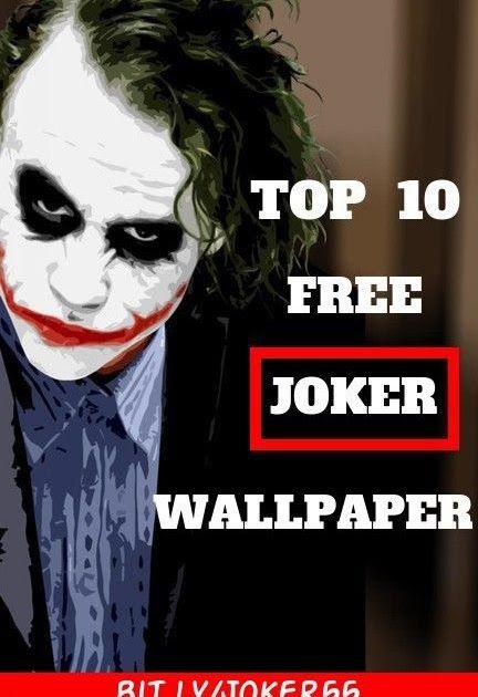 12 Joker Hd 4k Wallpaper 2019 Di 2020 Gambar