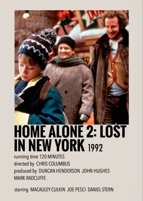 Home alone 2 by Millie