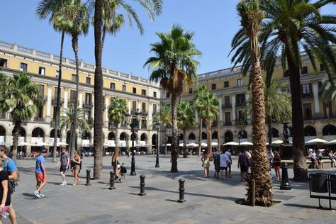 Top 20 Free Things To Do In Barcelona Free Things To Do