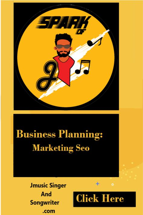 Small Business Planning Marketing seo