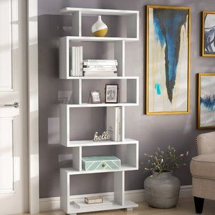 Tall 24 Inch Wide Shelving Unit Wayfair Shelving Unit Shelves Home Decor