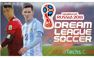 Download Latest Dream League Soccer Dls Mod Russia 2018 Fifa World Cup Apk Obb Data Soccer League World Cup