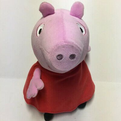 Peppa Pig Plush Hug N Oink Talking Plush Stuffed Toy 10 Tested