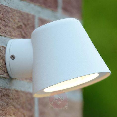Extérieur Lampe Murale dans le 2er Set Anthracite gu10 Douille ip44 Éclairage Extérieur Maison