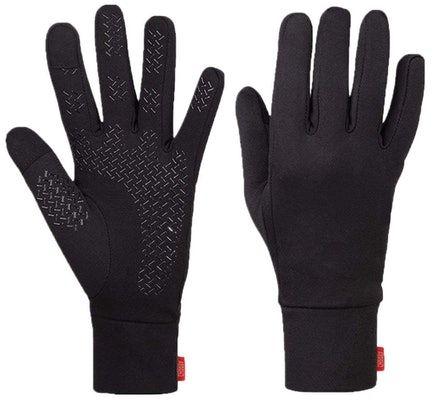 Winter Warm Men Wool Gloves Touchscreen Hiking Running Fleece Lining Glove Mitten