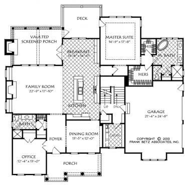 23 best House Blueprints images on Pinterest Design floor plans