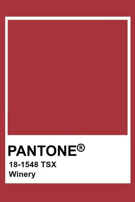 Pantone Winery