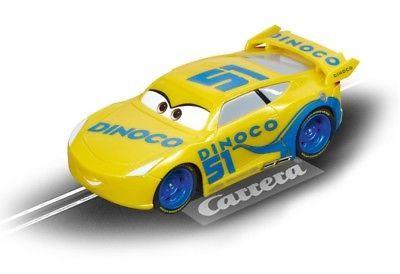 Carrera Go Disney Pixar Cars 3 Cruz Ramirez Slot Car 64083 Cra64083 Disney Pixar Cars Cruz Ramirez Slot Car Racing