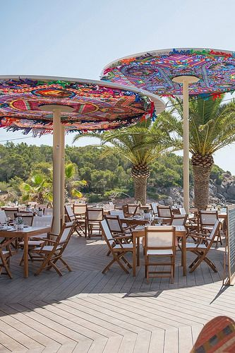 Ibiza restaurants: Aiyanna Ibiza i am collecting all the great spots for my next visit. you can enjoy them too.
