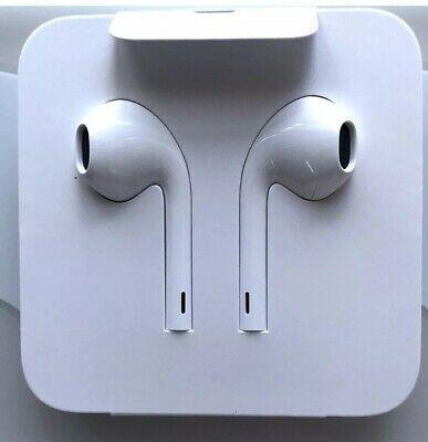 Apple Earpods Earphones For Iphone 11 Pro Xs Max Xr 8 7 6 5 Plus Remote Mic Earphone Iphone 11 Iphone