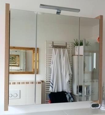 Living Style Badezimmer Spiegelschrank Hofer Asterreich