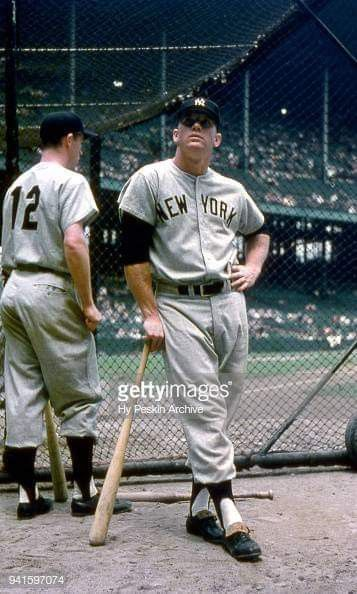 Pin By George Thomson On Bronx Bombers Lovin The Game New York Yankees Mickey Mantle Bronx Bombers