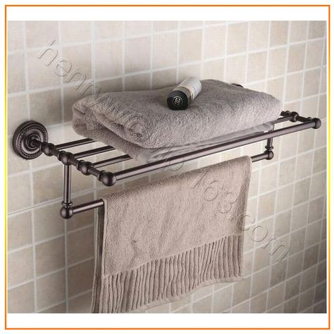 Retail Luxury Br Towel Racks