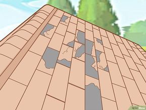 How To Tarp A Roof With Pictures Backyard Buildings Roofing Roof Repair