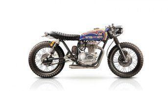 1974 Honda CB360 Custom built Cafe Racer | Custom Cafe Racer Motorcycles For Sale