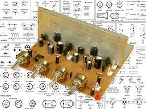 This audio amplifier circuit using the TDA2003 integrated