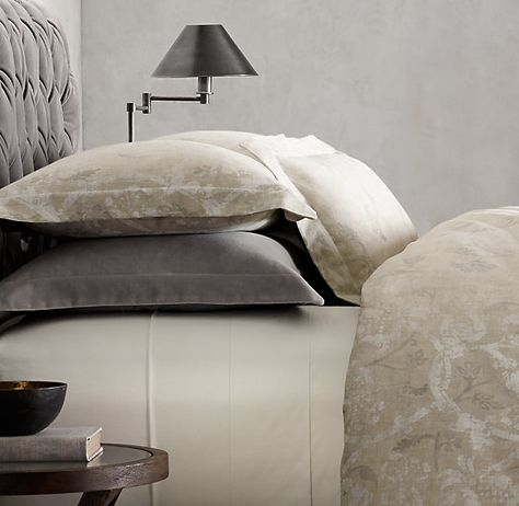 Italian Block Print Floral Bedding Collection Floral Duvet Cover Bedding Collections Floral Bedding