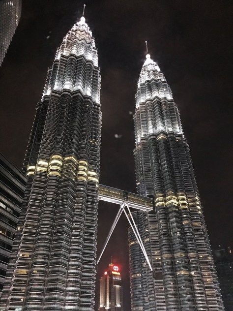 Mandarin Oriental Kuala Lumpur Hotel Malaysia Petronas