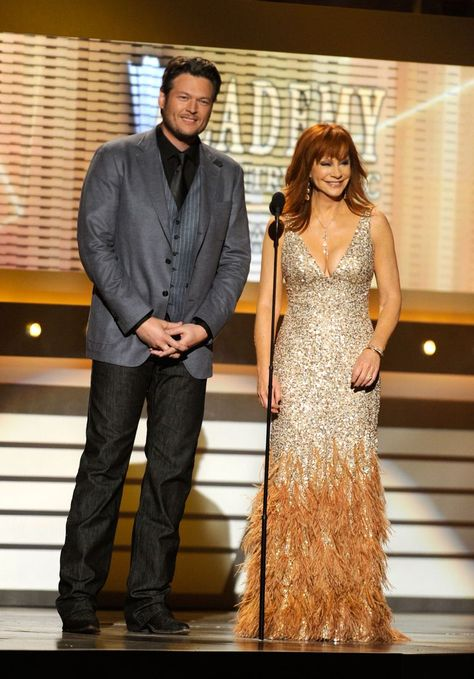 Reba McEntire Wore the Craziest Outfits to the ACM Awards