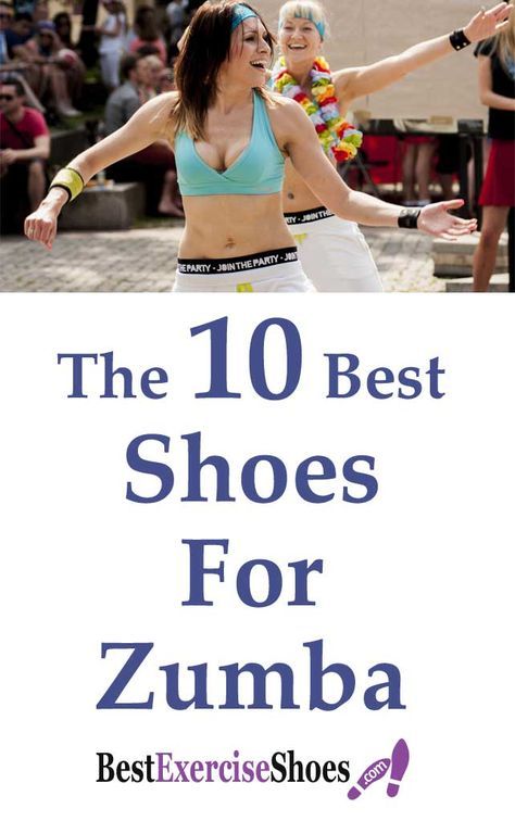 e5272bd95860 Zumba Shoes – See The 10 Best Pairs That Make Dancing Easier