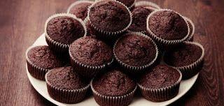 طريقة عمل الكب كيك بالمنزل In 2020 Chocolate Muffins Food Cupcake Cakes