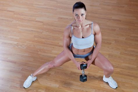 Thighs  Legs Workouts  Trouble spots, be gone! Get a longer, leaner look with these exercises and workouts designed to trim your thighs and sculpt your legs.