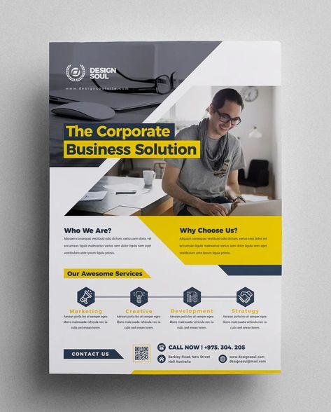 15 Corporate Flyer Templates - ksioks