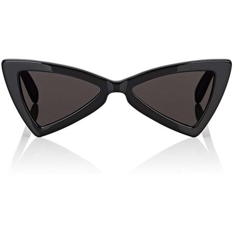 0d29bab540 Constructed of shiny black acetate