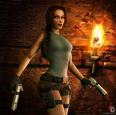 Tomb Raider: Anniversary ★ 4 — Гробница Квалапека - YouTube