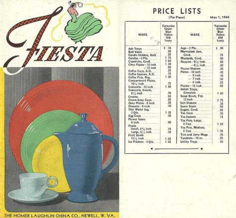 Related Image Fiestaware Fiesta Homer Laughlin