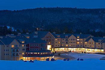 Ski Vermont from the Jackson Gore Inn - Ludlow