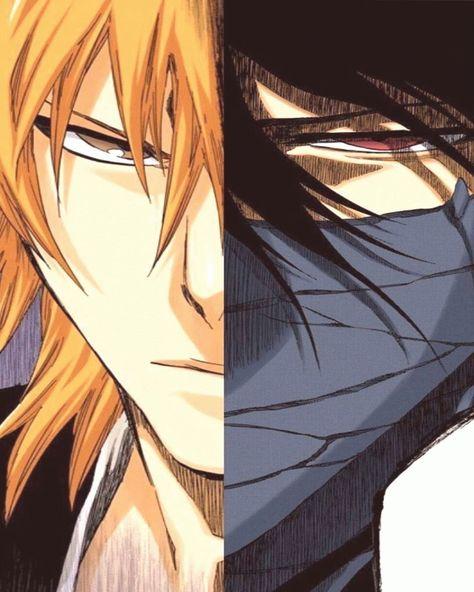 Ichigo shinigami and mungetsu