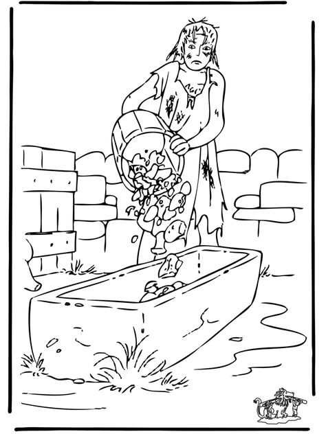 the lost son p422 with images  sunday school coloring