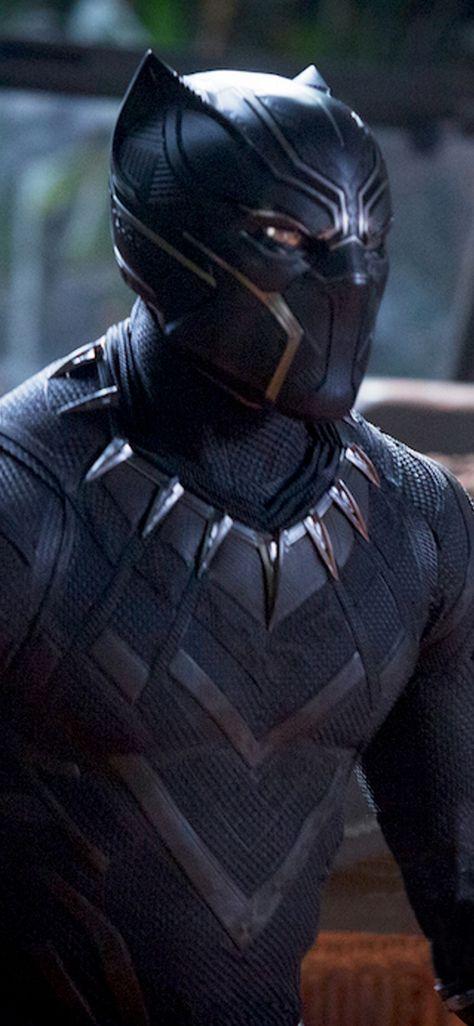 Chadwick Boseman Black Panther 2018 Wallpapers | hdqwalls.com