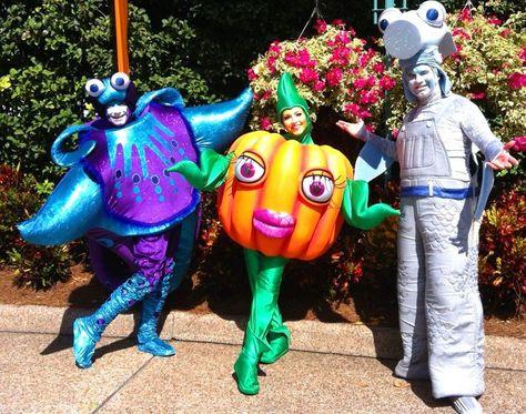 Halloween Spooktacular Seaworld.Pinterest